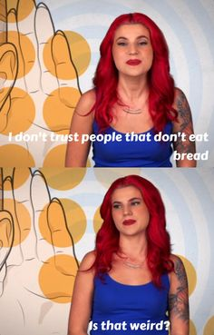 Gluten Free ruins lives. (just kidding... nah, not really) Girl Code wraps up my life philosophy