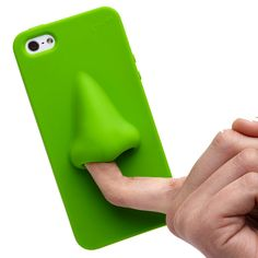 Pick My Nose iPhone 5 Silicone Case Iphone Cases Disney, Iphone 5 Cases, Iphone 4s, Apple Iphone, Coque Iphone 5s, Coque Smartphone, Coque Iphone Originale, Telephone Iphone, Accessoires Iphone