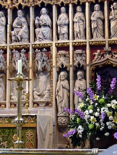 Ludlow Church, Ludlow, England
