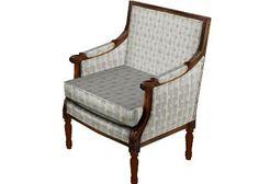 Louis XVI Tub Chair