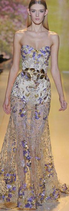 Zuhair Murad 2014 Haute Couture