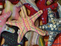 Knitagain Starfish by KittyAllen kittyallen.etsy.com