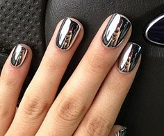 Our favorite nail designs, tips and inspiration for women of every age! Great gallery of unique nail art designs of 2017 for any season and reason. Find the newest nail art designs, trends & nail colors below. How To Do Nails, Fun Nails, Pretty Nails, Nice Nails, Chrime Nails, Perfect Nails, Gorgeous Nails, Matte Nails, Stiletto Nails