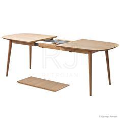 mesa extensible escandinavo