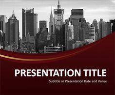 Corporate Identity PowerPoint Template is a free professional PPT template for Microsoft PowerPoint 2007 and 2010 that you can download for business presentations