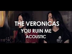 The Veronicas - You Ruin Me - Acoustic [Live in Paris]