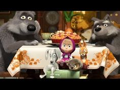 Маша и Медведь (Masha and The Bear) - Дышите! Не дышите! (22 Серия) - YouTube
