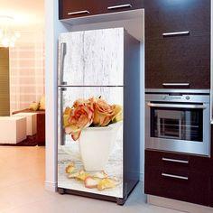 Fototapeta na lodówkę - Róże | Fridge wallpaper - Roses | 51,60PLN #fototapeta #fototapeta_lodówka #dekoracja_lodówki #wystrój_kuchni #dekoracja_kuchni #róże #róże_dekoracja #photograph_wallpaper #fridge_wallpaper #fridge_decor #fridge_design #kitchen_decor #kitchen_design #roses #roses_decor #design #decor