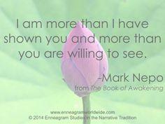 Mark Nepo Quote
