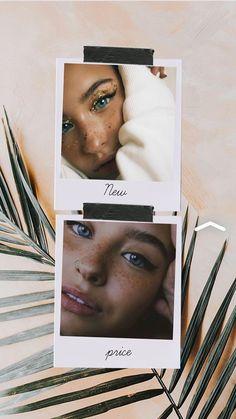 Graphic design Instagram Frame, Instagram Design, Photo Instagram, Instagram Collage, Instagram Story Template, Instagram Story Ideas, Polaroid Frame, Polaroid Collage, Collage Photo