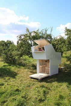 Adult playhouse - Arcadia the Spirit Shelter