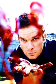 Dexter. Dexter Morgan.
