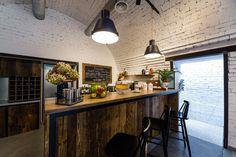 wooden bar - Bistro Podwale Sandomierz