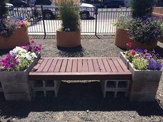 Cylinder block bench
