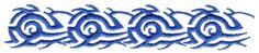 tribal wave tattoos - Google Search Tribal Wave Tattoos, Ocean Wave Tattoo, Ocean Waves, Google Search, Beach Waves