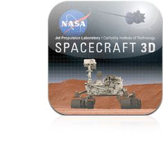 Mobile Apps - NASA Spacecraft 3D