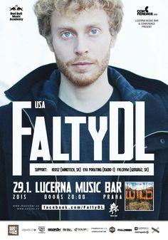 FaltyDL // 29. 1. 2015 // Lucerna Music Bar