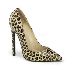 Sexy-20 Cheetah tan matt - Devious