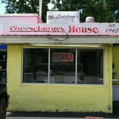 Cheeseburger House Greenwood SC