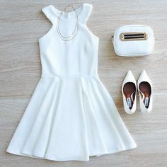 """""""All white everything!"""""""
