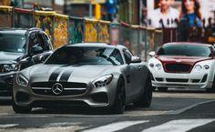 Tej's Mercedes-AMG GT