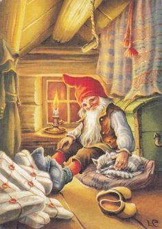 37 karácsonyi manó | PaGi Decoplage