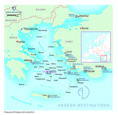 We originally produced two maps for Dalmatian Destinations in 2013 and updated this one again in 2014. Dalmatian Destinations is a travel company with a specialist knowledge of Croatia and Montenegro. Visit their website for more information http://www.dalmatiandestinations.com