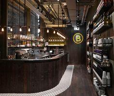 Beef & Liberty Restaurant by Spinoff, photo: Jonathan Leijonhufvud