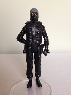 Vintage 1980s Palitoy Action Force German by BunkysVintageCrafts