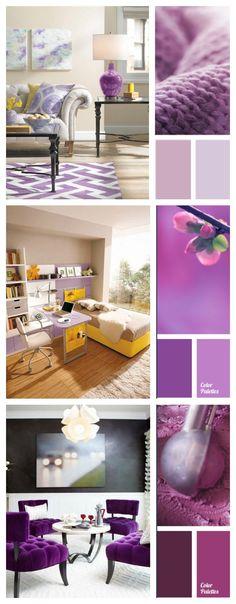 Ультрафиолет отражает идеи оригинальности и мастерства. Это очень особенный и сложный цвет, который очаровывает и интригует. Подробнее: www.delightfull.eu…
