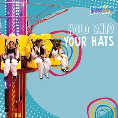 Who dares embark on a treacherous journey of the skies? Our Drop n Twist will make you soar and bring you crashing back! Are you in? #FunCity #indoorfun #funforkids #dropntwist #funforall #centaurus #islamabad