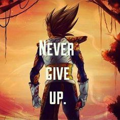 Never Give Up Warriors