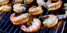 Grilled Shrimp Roll Recipe www.cookingsignature.com