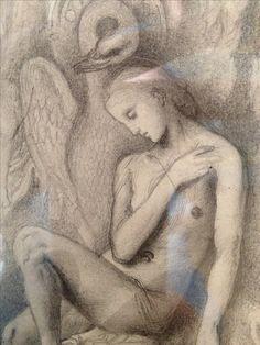 Gustave Moreau Leda