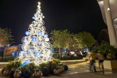 Disney Springs está pronta para o primeiro Natal e final de ano | Um bilhete, por favor.
