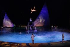 """Cirque du Soleil. 