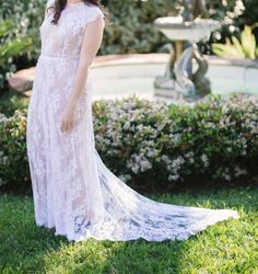 Rue de Seine - Ivy Used Wedding Dresses, Wedding Dress Sizes, Second Hand Dresses, Once Wed, Young Love, Lace Dress, Bohemian, How To Wear, Collection