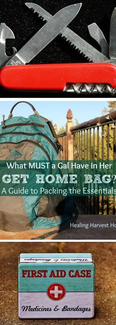 After experiencing a little emergency on the road, I wisely learned my lesson and finally got my GET HOME BAG prepared.  Here are the important items every lady should have ready to go in your vehicle at all times!