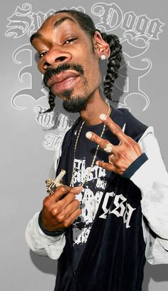 Caricaturas by Daniel Alho / Snoop Dogg