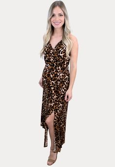 Leopard Tank Pregnancy Maxi - Sexy Mama Maternity Maternity Maxi, Maternity Outfits, Pregnancy Months, Nine Months, Best Mom, This Or That Questions, Female, Idaho, Stylish