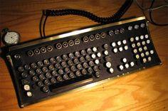 Bringing the typewriter back, but better