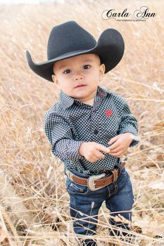 Western baby names, cute baby names, cute baby boy, cute baby clothes Cowboy Outfits, Baby Boy Outfits, Newborn Outfits, Western Babies, Country Baby Boys, Western Baby Clothes, Country Baby Clothes, Baby Boy Cowboy, Little Cowboy
