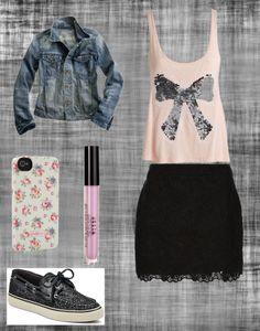 """""""school outfit"""" by alb2998 on Polyvore"""