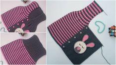 Tavşanlı yelek modelinin yapılışı için kullanılan malzemeler ve ilmek sayıları ile karşınızdayız. Miniklere öreceğiniz yelek modeli ile onları daha çok Baby Knitting Patterns, Crochet For Kids, Skirt Fashion, Baby Items, Christmas Stockings, African, Facts, Crochet Clothes, Vestidos