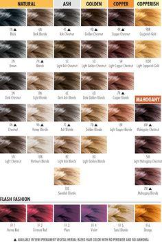 Herbatint   Safe Hair Color   Natural Looking Hair Color   Safe Hair Dye   Ammonia Free Hair Color