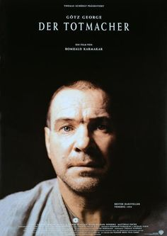 "Götz George as ""Hamman"" Serial Killer"