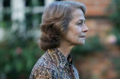 I'm not exactly sure who a foxy Russian expat-turned-accomplished-and-then-betrayed WWII-era British spy grows up to be, but a Charlotte Rampling type seems like a very good guess. Rampling, who is now 66, is exactly the right mix of scared and scary, vulnerable and fierce, controlled and yet seemingly seconds away from insanity that suggests a woman who will always and forever know 836 ways to tie up a person and take his or her secrets.