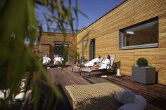Sauna im Wellness- und Spahotel Der Öschberghof