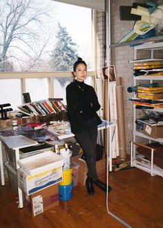 Artist of the Week: Laurie Kang