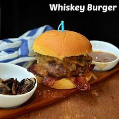 Whiskey Burger